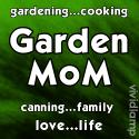 Gardenmom's Button