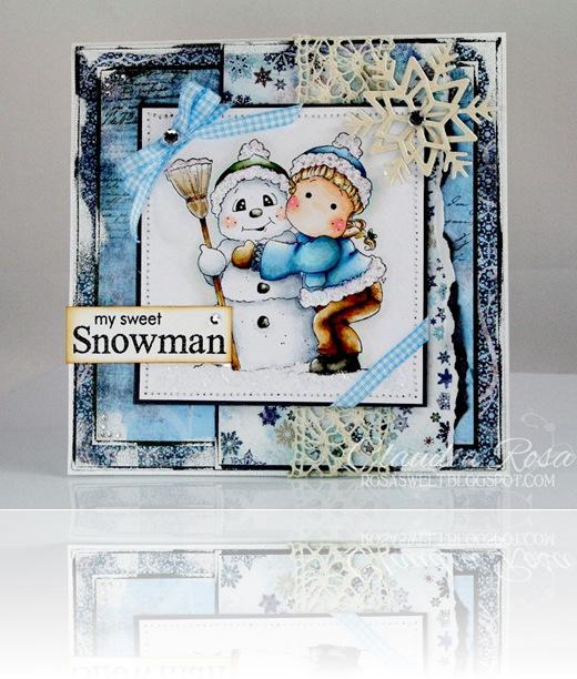 Claudia_Rosa_my sweet snowman