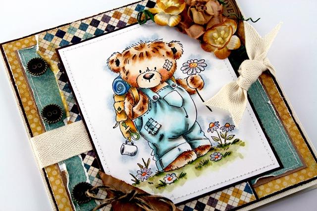 Claudia_Rosa_Penny Black_Teddy w. daisy_1