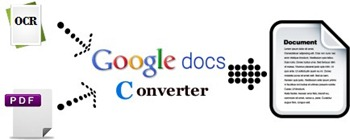 Convert PDF and OCR files using Google Docs