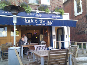 Photo of dock o' the bay