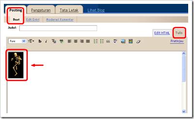 edit HTML posting 0