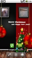 Screenshot of XMas Gallery Live Wallpaper