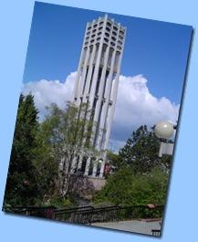 Victoria Carillion Tower