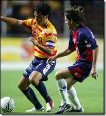 morelia vs atlante