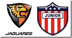 jaguares vs junior