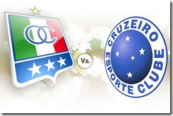 once caldas vs Cruzeiro