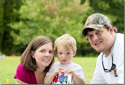 Mommy, Crawford & Daddy