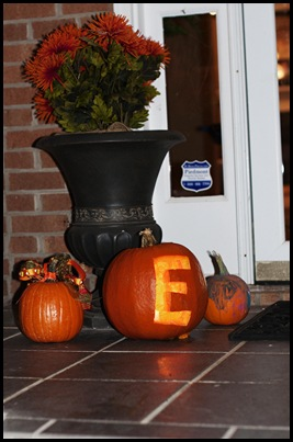 E Pumpkin