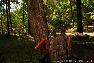 20090920 Green Ridge Camping-0210