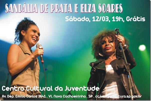 SANDÁLIA E ELZA - CCJ - 2011