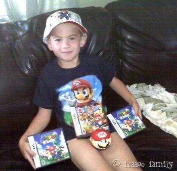 Mario, anybody?