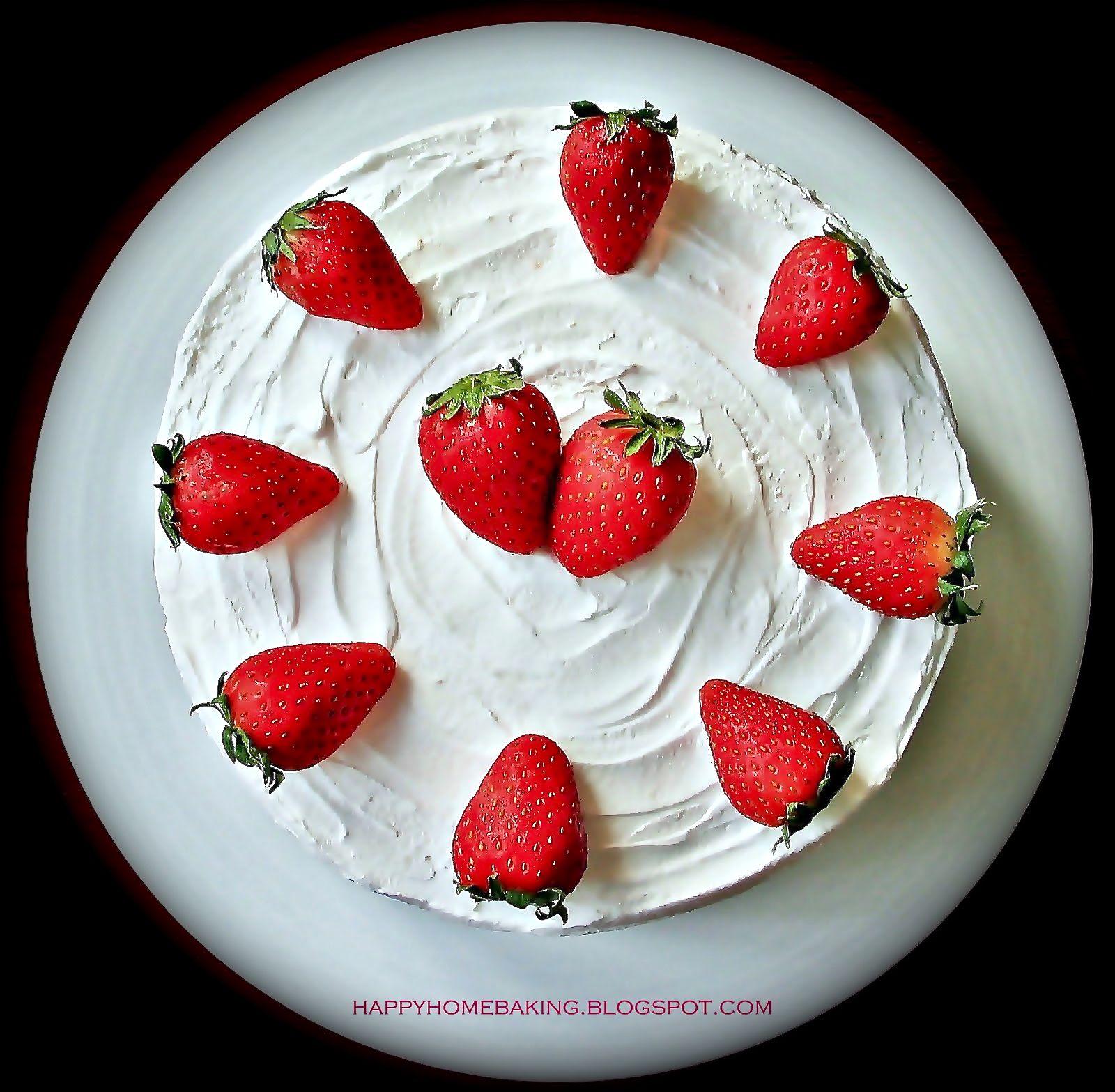 Japanese birthday cake recipes Food world recipes
