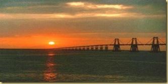 puesta de sol Maracaibo