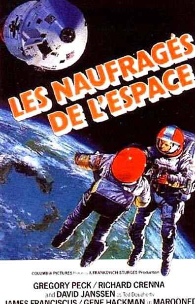 Les naufragés de l'espace [dvdrip]