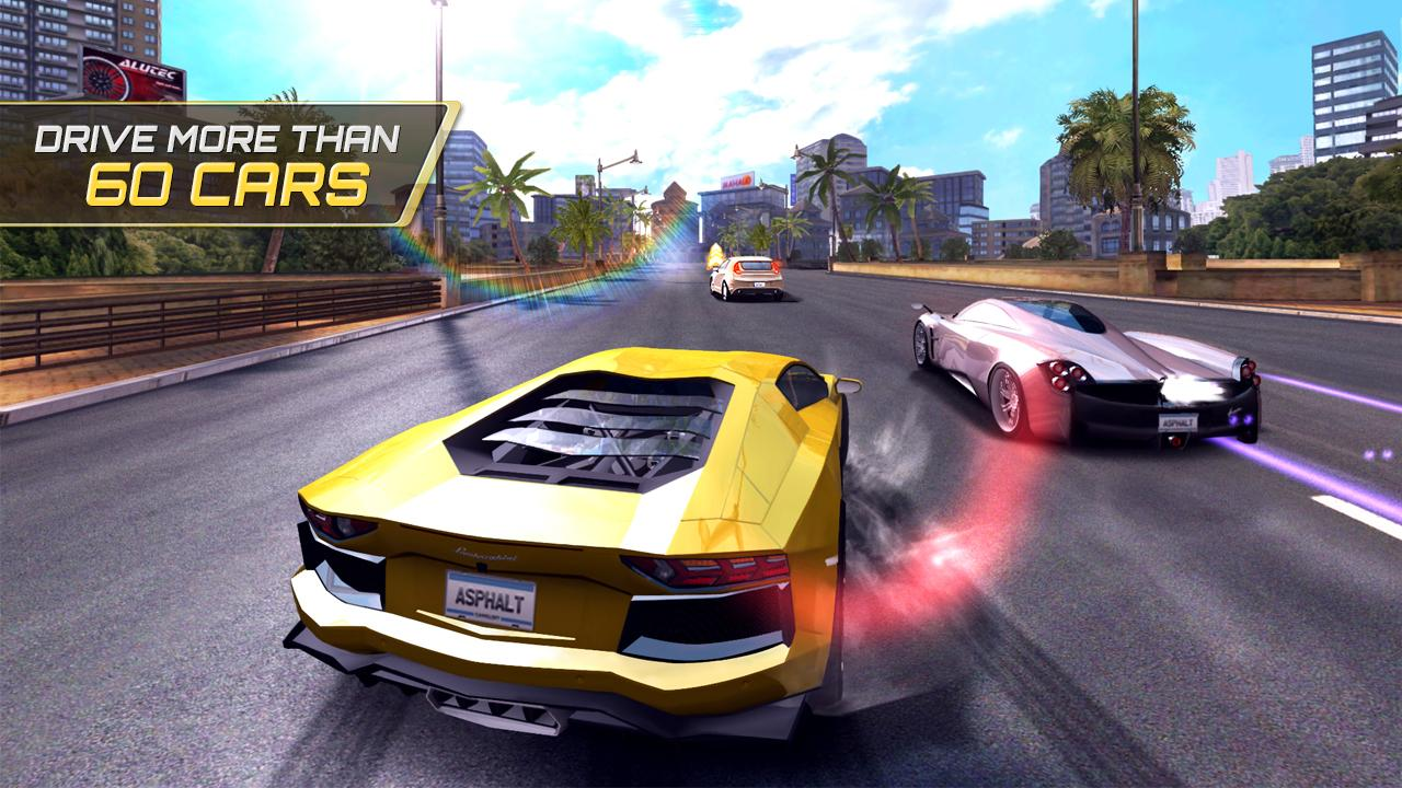 Asphalt 7: Heat Screenshot 7