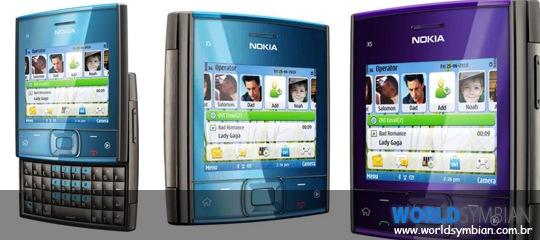 Nokia X5-1