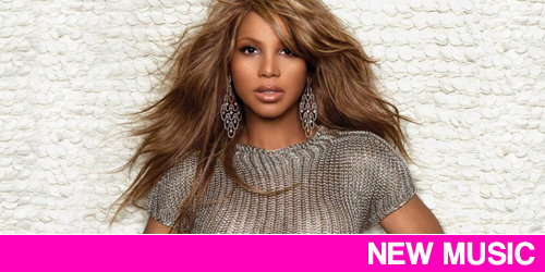 New music: Toni Braxton - Looking at me