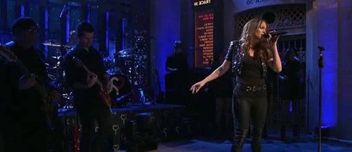 Jennifer 'Tone deaf' Lopez on SNL