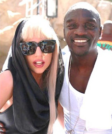 Brotha darkness & Lady Gaga