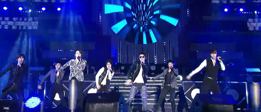 Super Junior M's 'Super girl' @ Dream concert