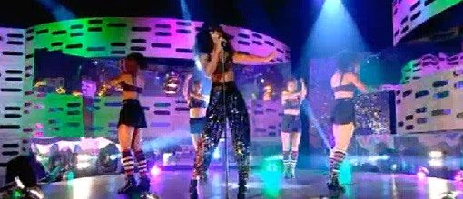 Kelly Rowland on The Graham Norton show | Live performance