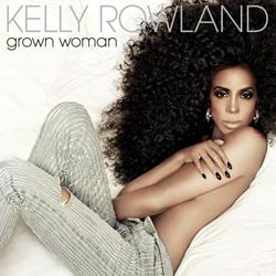 Kelly Rowland - Grown woman | Single art