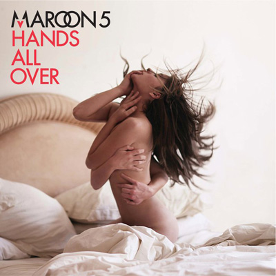Maroon 5 - Hands all over | Album art