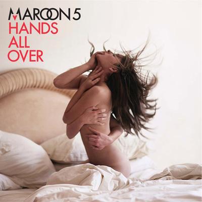 Maroon 5 - Hands all over | Album art