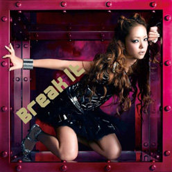 Namie Amuro - Break it [CD] | Single art