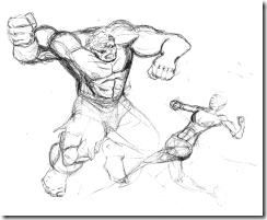 Hulk-SuperGirl