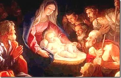 Los magos adorando al Niño Jesús.bmp