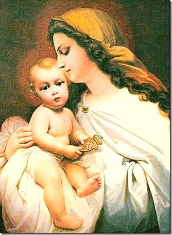 Bella Virgen de la Merced