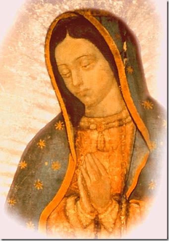 Doncella de Guadalupe, Madre del Verdadero Dios por quien se vive