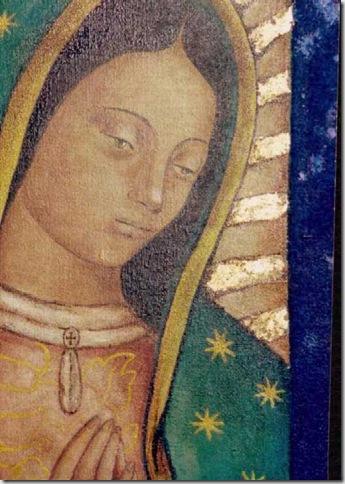 Bella Mamá María del Tepeyacac