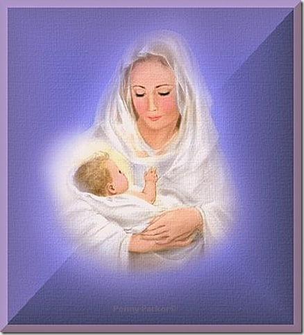 Mamá María está llena de Amor