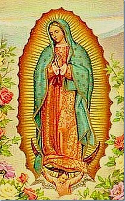 Bella Virgen de Guadalupe