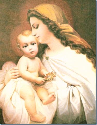La Bella María, Madre de Dios y Madre Nuestra