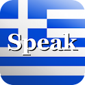 Speak Greek icon