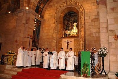 Visita Pastoral de Linares
