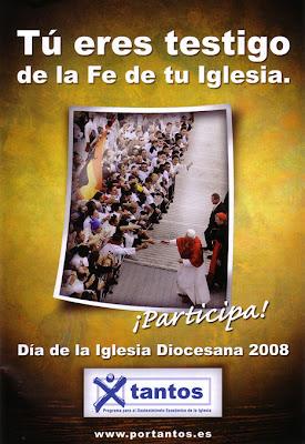 Jornada de la Iglesia Diocesana