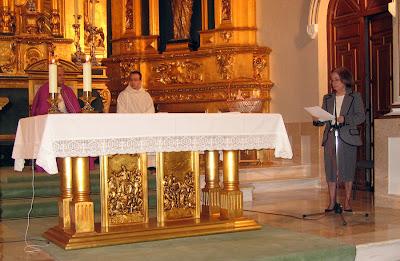 Felicitación de la Curia al Sr. Obispo