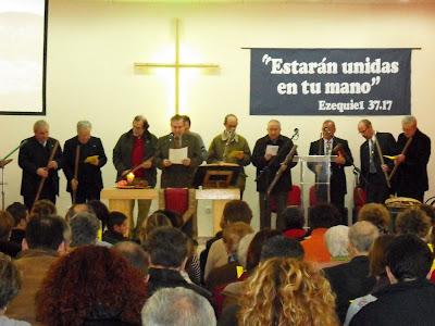 Encuentro Ecuménico Católicos - Evangélicos