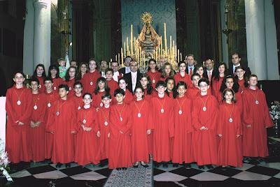 Escolanía de la Santa Iglesia Catedral