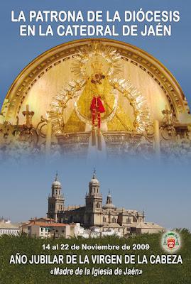 La Virgen de la Cabeza visita la Catedral