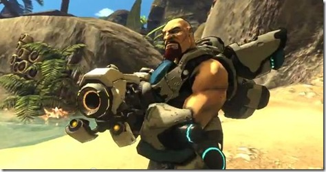 firefall co-op shooter
