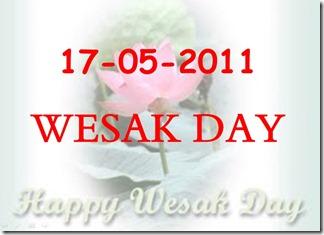 bm wesak