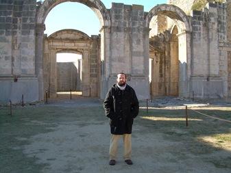 iglesia del castillo de sant ferran