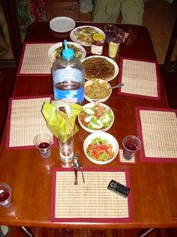 la cena está lista, Bangkok