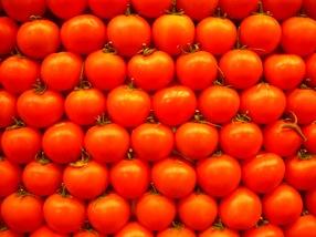 tomates en la Boquería, Barcelona